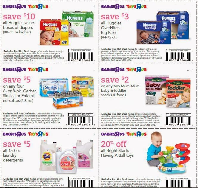 photograph about Baby R Us Coupons Printable identified as Coupon for toys r us inside of retail outlet - Beauty freebies british isles
