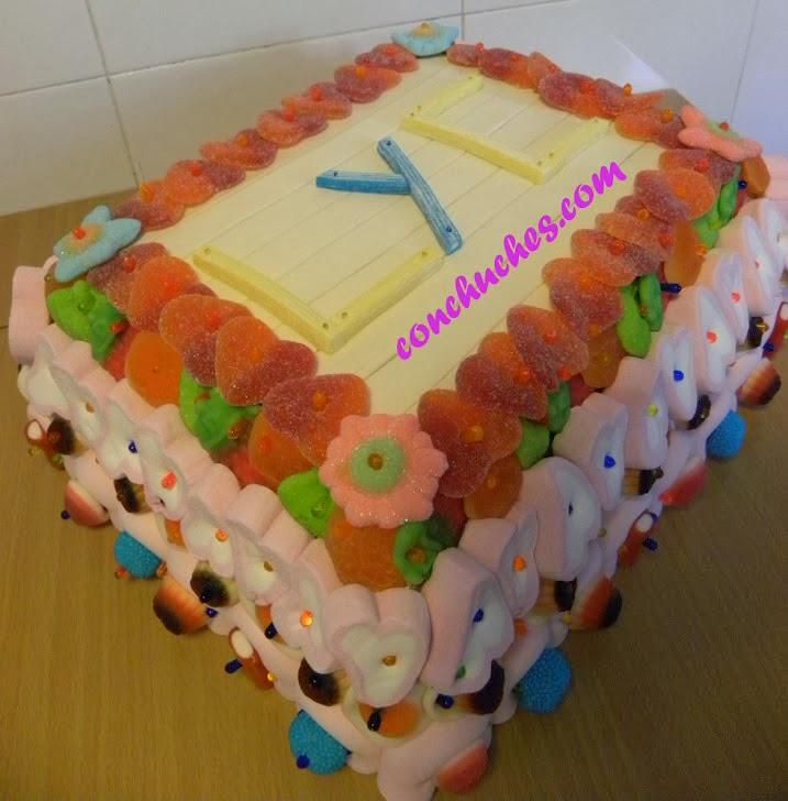 Super tarta para Levántate y Cárdenas