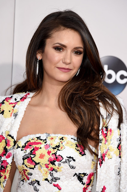 Actress, Model, @ Nina Dobrev - American Music Awards in Los Angeles
