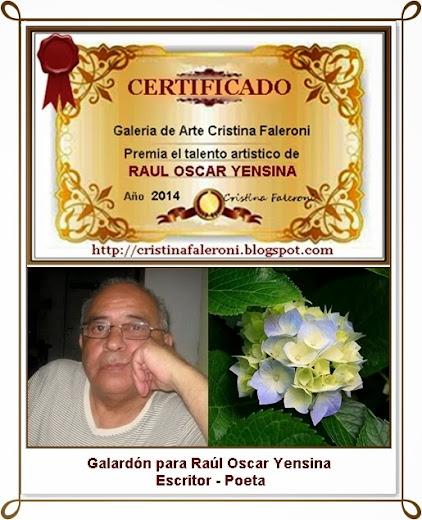 Raúl Oscar Yensina