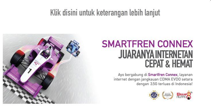 Paket Internetan Smartfren 2013