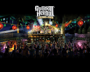 #12 Guitar Hero Wallpaper