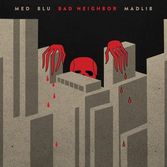 Blu, MED & Madlib - Knock Knock (Feat. MF Doom)