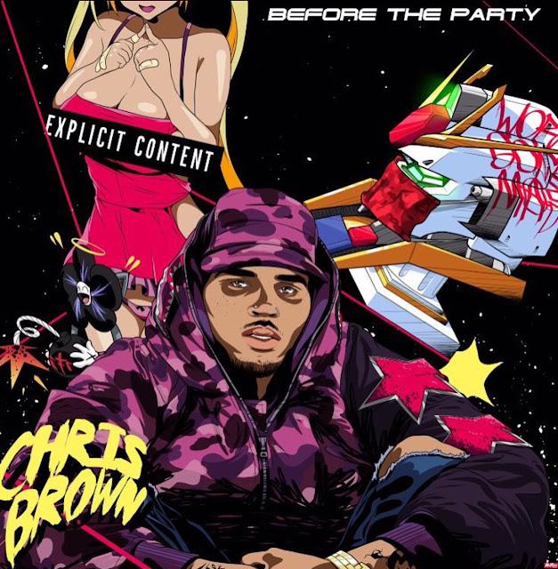 Chris Brown ft. Tyga – Text Message (Lyrics)