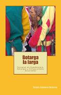 Botarga la larga. Carnaval en Guadalajara