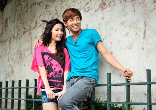 Diem Mi & hot boy Anh Quoc