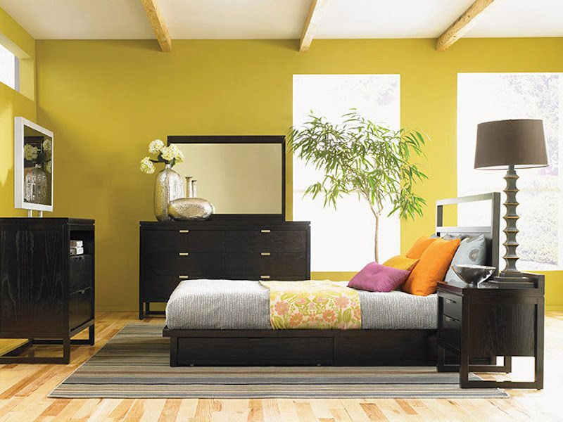 Modern Asian Bedroom Furniture