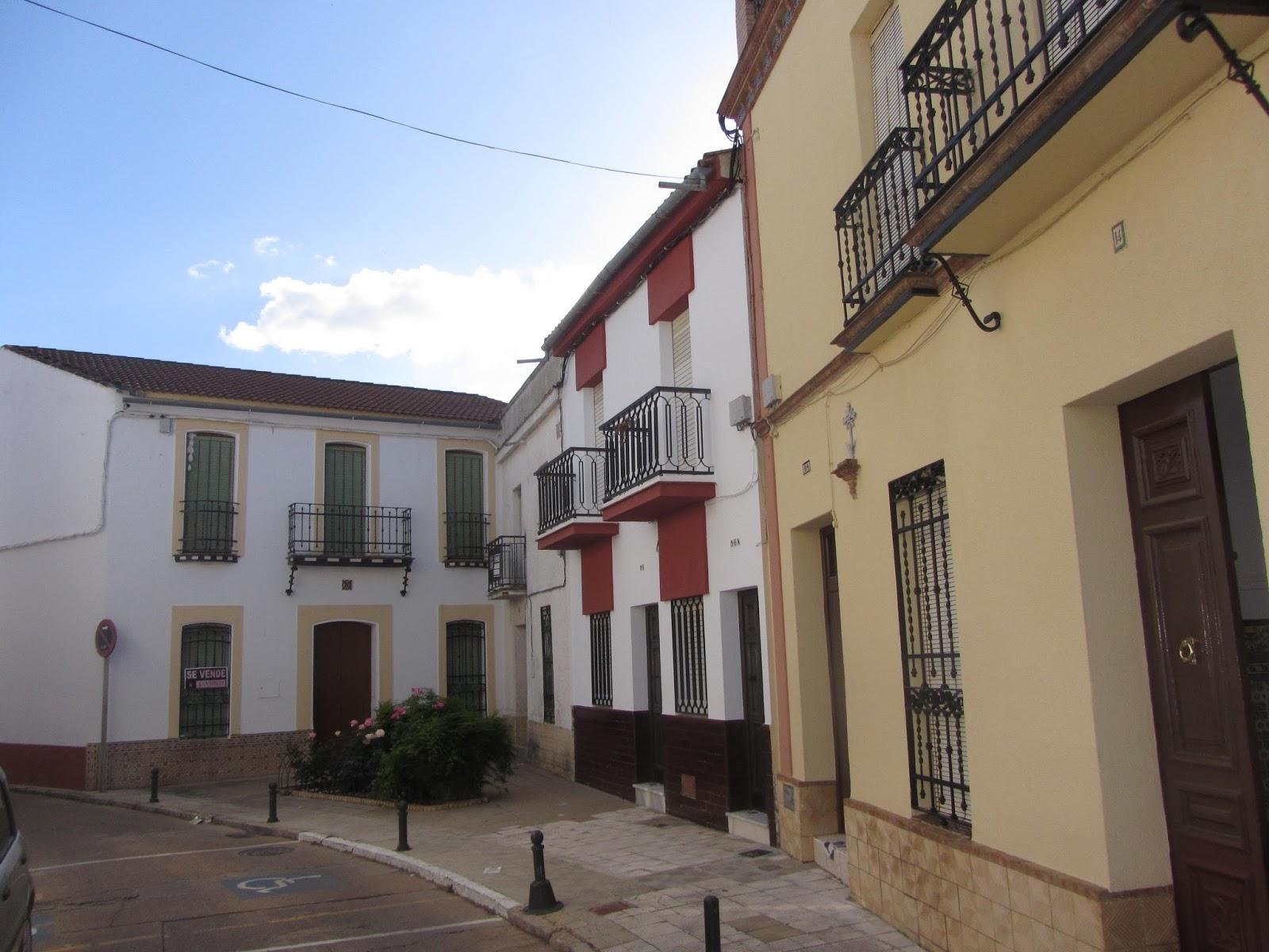 Valverde del camino historia y patrimonio for Calle prado camacho 8