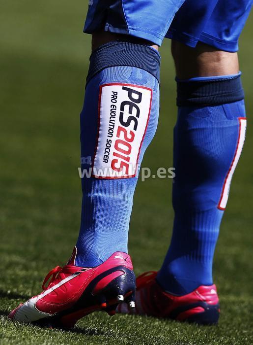 la liga sock sponsorship deal atl233tico debuts pes 2015