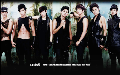 U-KISS members names Sikkeuro Shut Up Kiseop abs