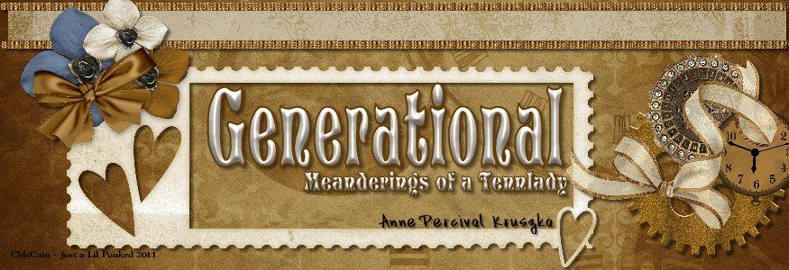 GENERATIONAL