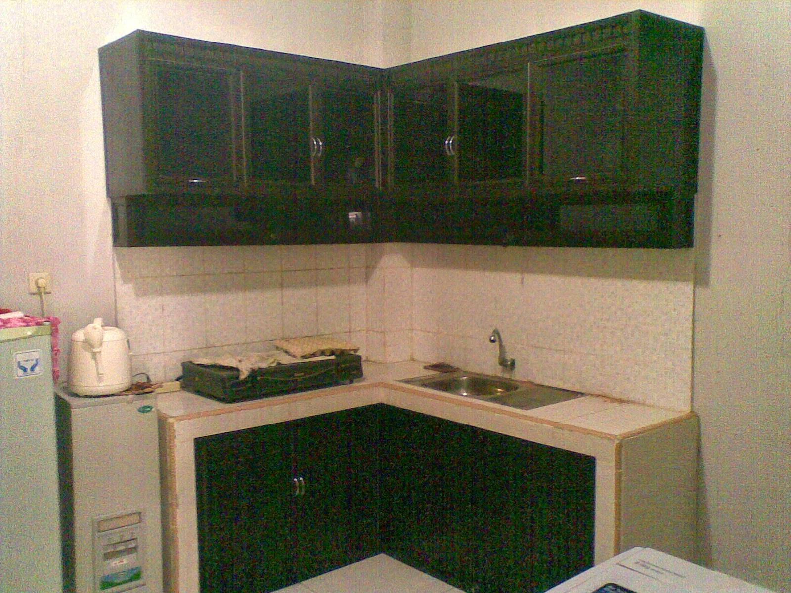 Sejahtera Aluminium Google Rak Dinding Dapur Alumunium