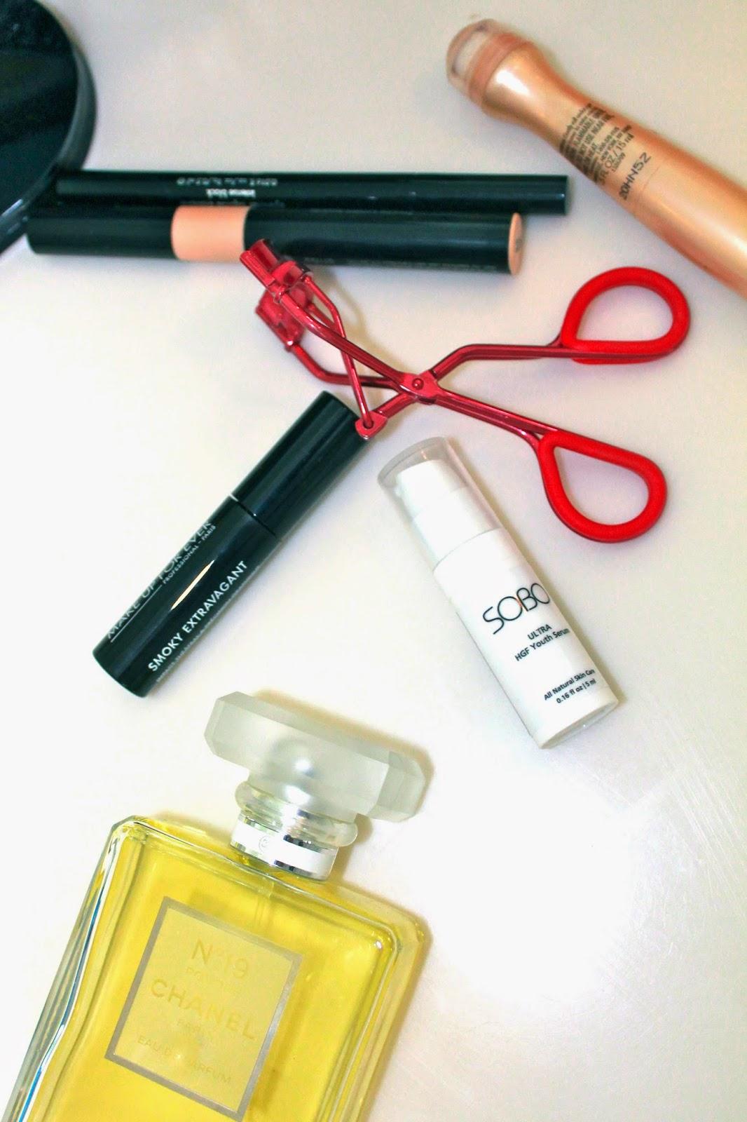 beauty, style, lifestyle, fashion blog, SOBO, Ultra HGF Youth Serum, anti-aging