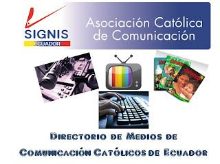 Directorio de Medios de Comunicación Católicos