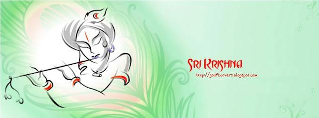 Sri Krishna FB Cover Photo