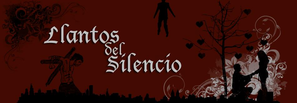 Llantos del silencio
