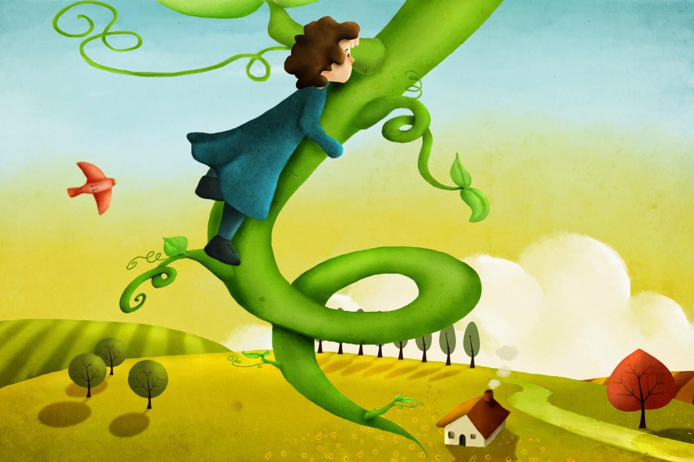 Las Habichuelas Mágicas, cuentos infantiles