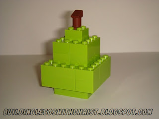 Christian Lego Creations, Biblical Lego Creations, Fruit of the Spirit, Lego Fruit