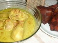 Resep Masakan Opor Ayam Ketupat Lebaran