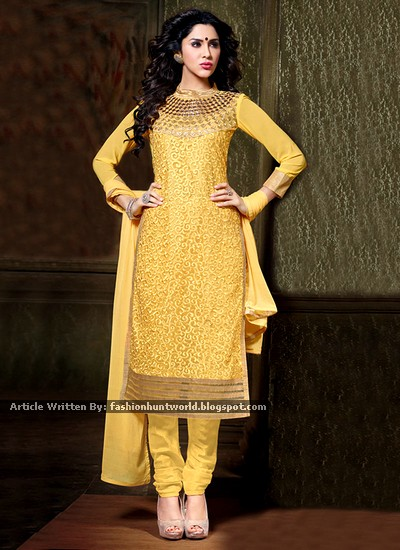 Exclusive Straight Suits For Eid Festival