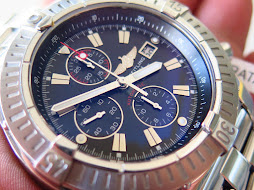 BREITLING SUPER AVENGER II CHRONOGRAPH - XL SIZE 48 MM - AUTOMATIC - YEAR 2012