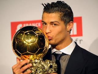Peraih Ballon d'Or 2013
