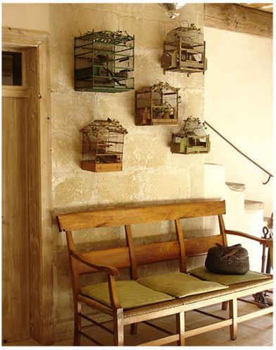 Mi baul vintage chic ideas para decorar desde italia - Decorar baul vintage ...