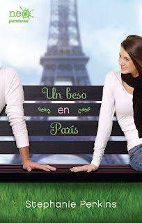 Reseña: Un Beso En Paris - Stephanie Perkins