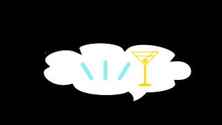 Plaquinha drink - criação Blog PNG-Free