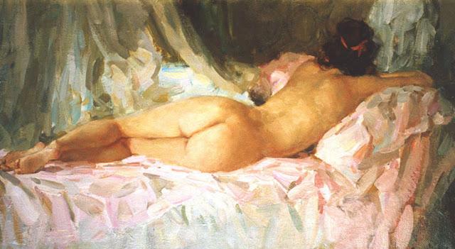 D.W.C. Nu... - Painter  Vladimir Gusev