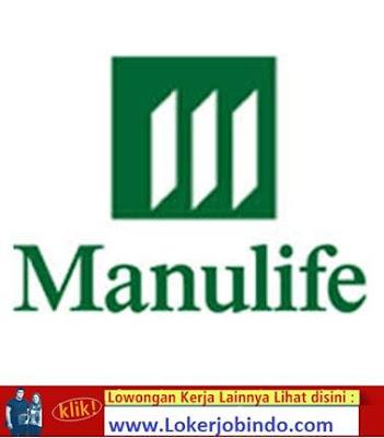 Lowongan Kerja PT Asuransi Jiwa Manulife Indonesia