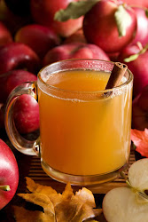Oh the beautiful smell of Fresh Pressed Cider - MMMmmm - A Seasonal Treat