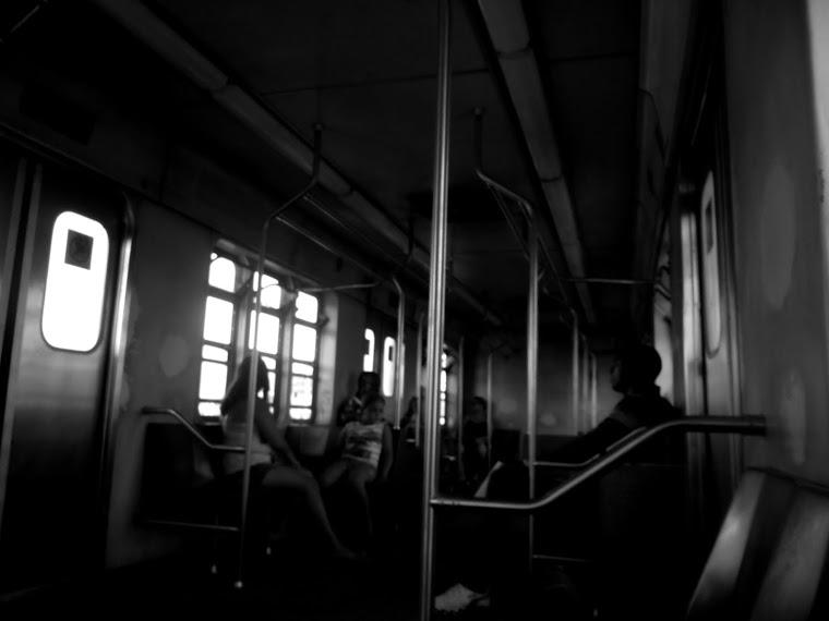 CADERNOS DE AFRICA  _trem central-_ rio de janeiro - RJ / BRASIL