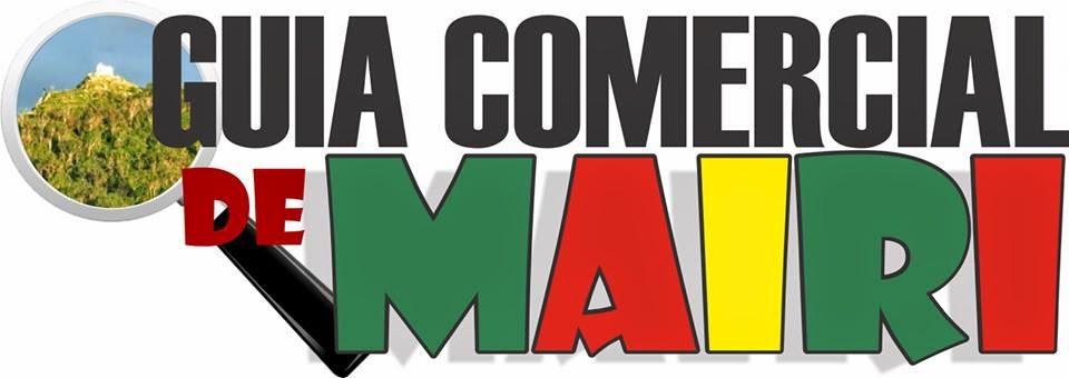 Site Guia Comercial de Mairi