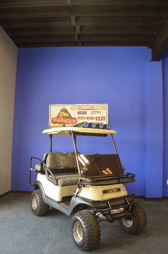 2007 Club Car Precedent, Gas - $5,745