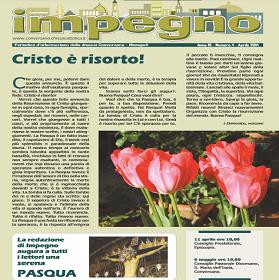 """Periodico """"Impegno"""""""