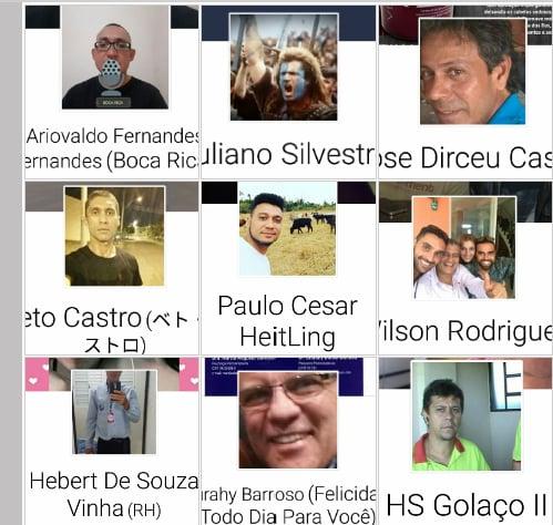 DEFENSORES            DA                BELA E BONITA