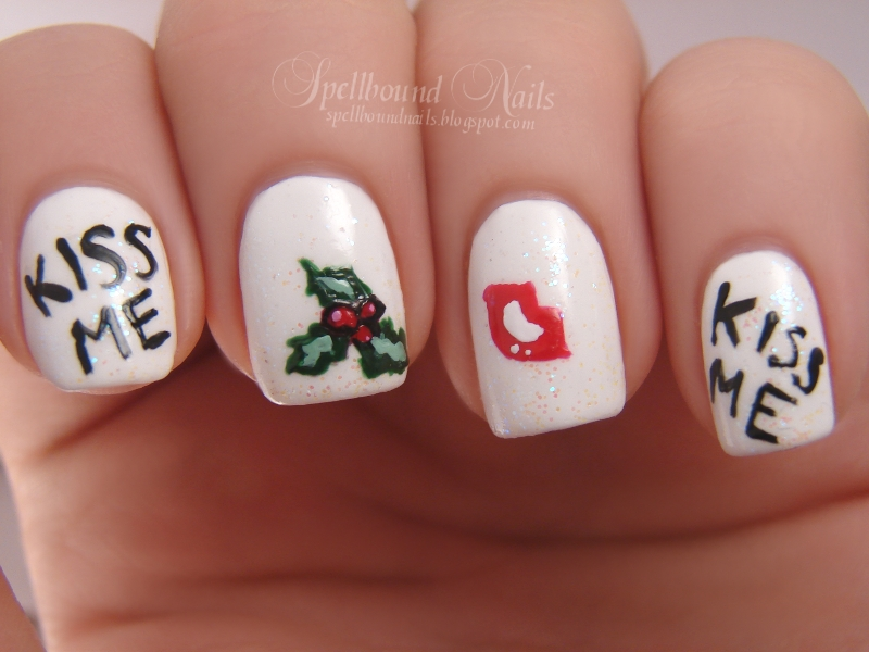 Nail Art Style M Is For