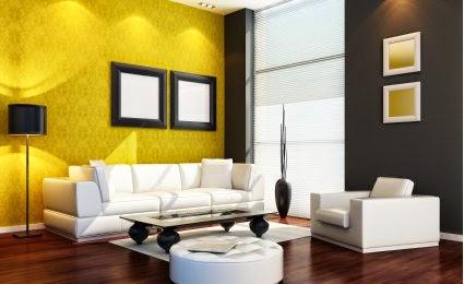Comment faire le bon choix de couleur pour la d coration du salon - Combien de couleur dans un salon ...