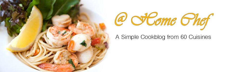 A Simple Cookblog