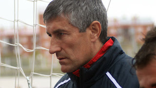 Setién nuevo entrenador de la UD Las Palmas