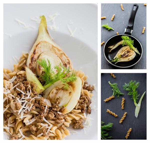 #fenchelpasta, #fenchel, #pasta, #quorn, #veggie, #vegan