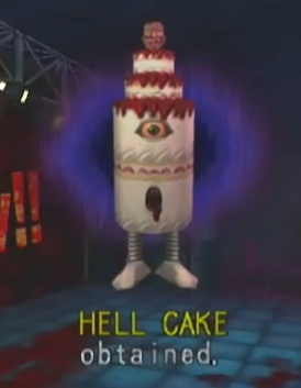 The Cake from Hell