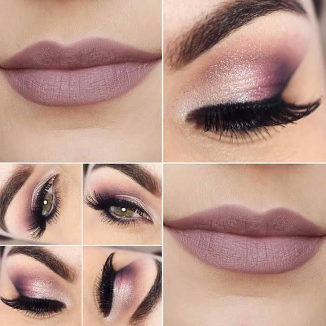 Gu a de maquillaje de ojos para principiantes marie laure blog - Ojos ahumados para principiantes ...