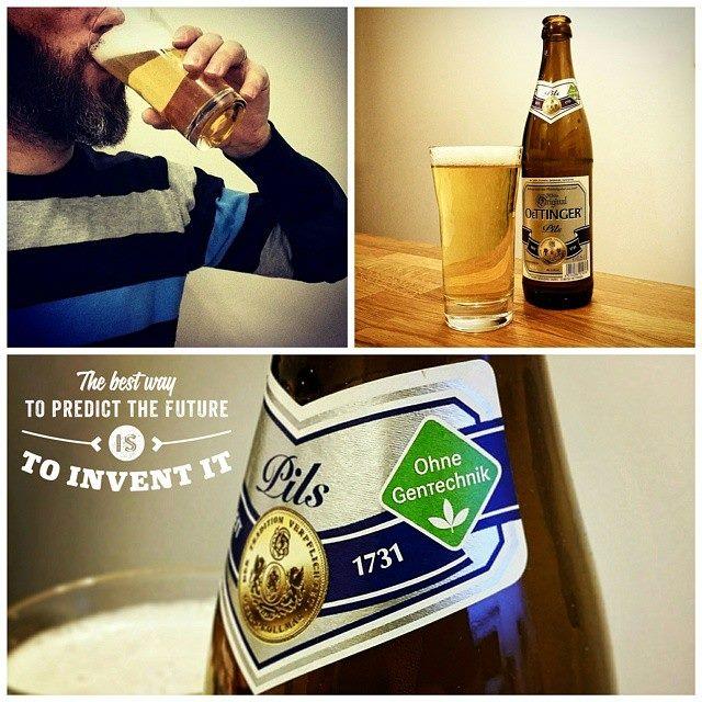 NULL Schnickschnack - 100% Bier | OeTTINGER – Deutschlands Biermarke Nr. 1 im Atomlabor