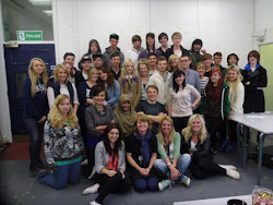11th June 2012. Last day of college. See you in september x