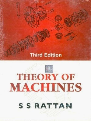 Theory of machines by S S Rattan ebook/pdf free download