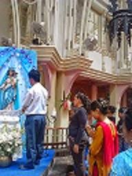 Catedral católica da Assunção em Katmandu, Nepal