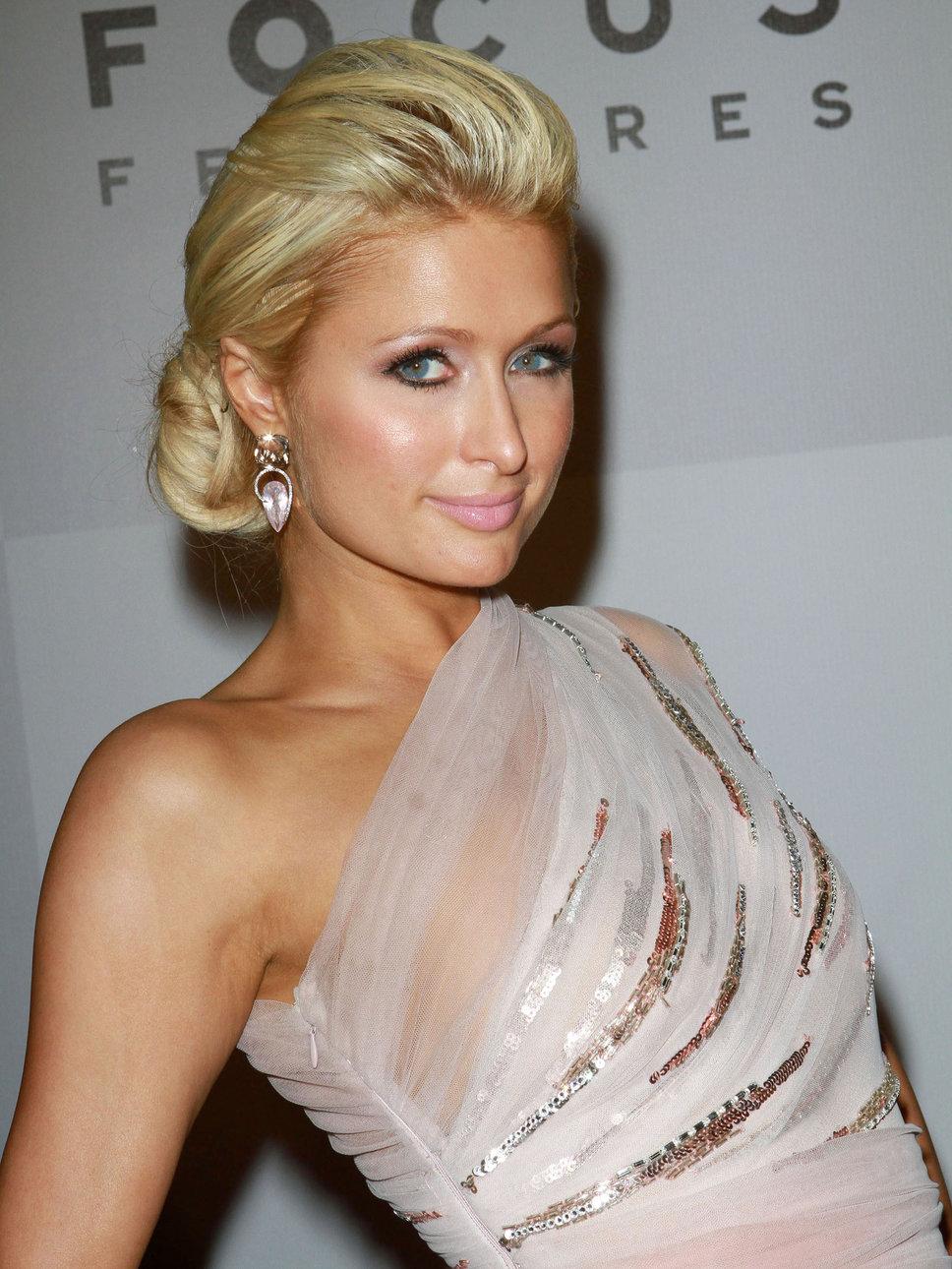 Hairstyles Vintage Paris Hilton Hairstyles