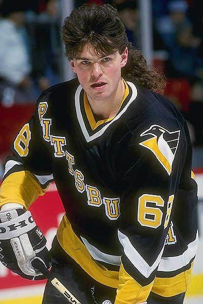 His Powerful Slapper Hockey IQ And Passing Skill Flourished With The Growth Of Ridiculous Curly Cascade